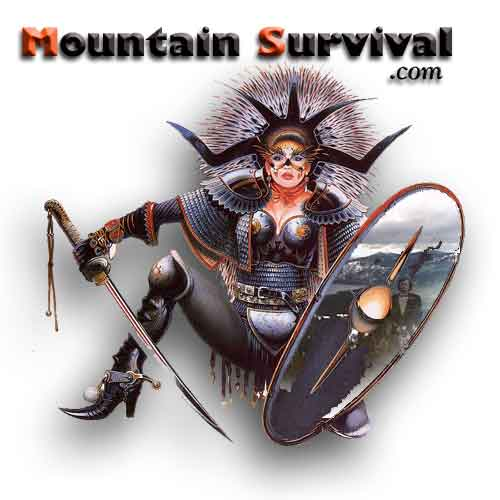 mountain survival skills